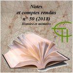 Histoire et Mémoire: Sur quelques publications récentes