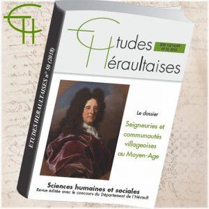 Etudes Héraultaises n° 50