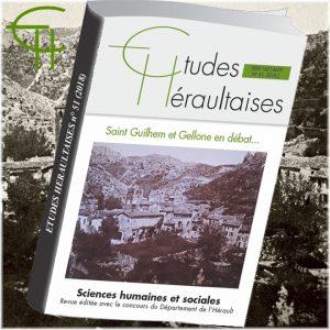 Image de présentation Etudes Héraultaises n° 51