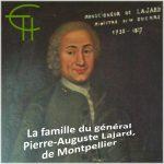 La famille du général Pierre-Auguste Lajard, de Montpellier