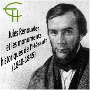 Jules Renouvier et les monuments historiques de l'Hérault