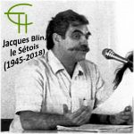 Jacques Blin, le Sétois (1945-2018)