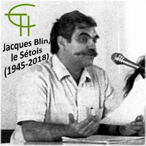 Jacques Blin le sétois