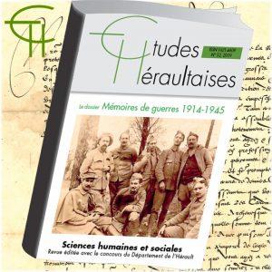 Etudes Héraultaises n° 52