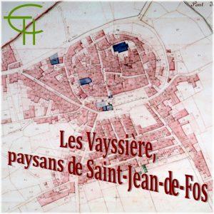 Les apports du notariat en généalogie sociale. Les Vayssière, paysans de Saint-Jean-de-Fos, au beau XVIesiècle