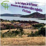Lac du Salagou, lac de Naussac : Mémoires des dernières vallées englouties d'Occitanie