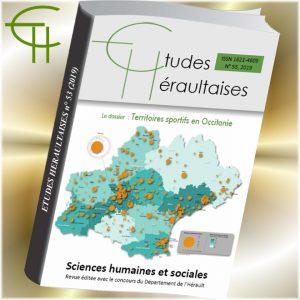 Revue Etudes Héraultaises 2019 n° 53