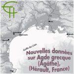 Nouvelles données sur Agde grecque (Agàthe), (Hérault, France)