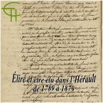 Élire et être élu dans l'Hérault de 1789 à 1879