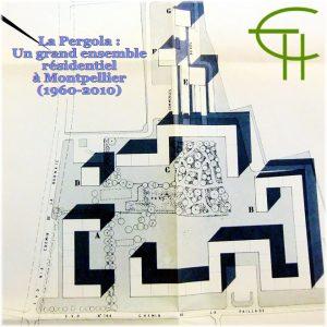Naoki ODANAKA article La Pergola : Un grand ensemble résidentiel à Montpellier (1960-2010). Évolution socio-spatiale et politiques de la ville
