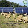 """Le projet photovoltaïque """"SOLARZAC"""""""