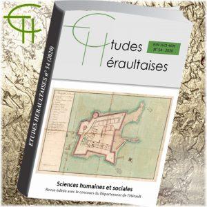 Revue Etudes Héraultaises 2020 n° 54