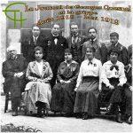 Le Journal de Georges Quesnel et la grippe Août 1918-Mai 1919