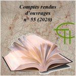 Comptes rendus d'ouvrages 2020