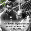 Revue Etudes Héraultaises n°56, Aux débuts du journalisme sportif en Languedoc : deux figures héraultaises, Henri Diffre et Emmanuel Gambardella, Guy LAURANS