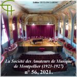 La Société des Amateurs de Musique de Montpellier (1923-1927) <br/>Diffuser la musique de la Renaissance au XX<sup>e</sup> siècle