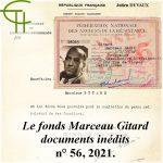 Le fonds Marceau Gitard – documents inédits sur Liberté, Combat, NAP et… l'affaire Cals