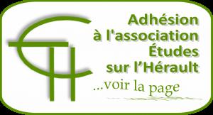 Vignette d'adhésion à Etudes sur l'Hérault