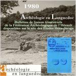 Fédération Archéologique de l'Hérault 1980 <br/>Bulletins de liaison