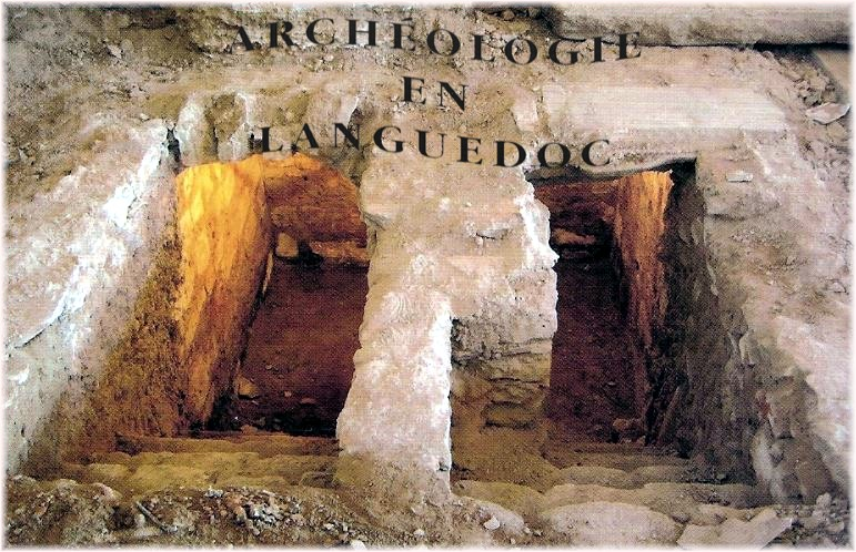 Archéologie en Languedoc