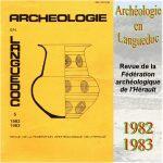 Archéologie en Languedoc 1982-1983