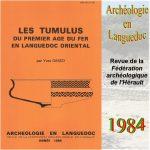 Archéologie en Languedoc 1984