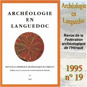 Revue Archéologie en Languedoc 1995-19