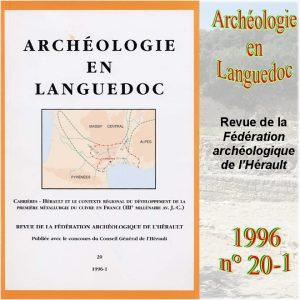 Revue Archéologie en Languedoc 1996-20-1