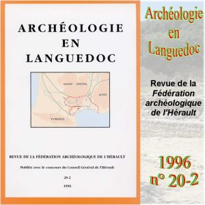 Revue Archéologie en Languedoc 1996-20-2