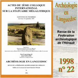Revue Archéologie en Languedoc 1998-22