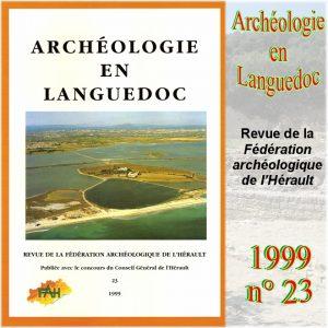 Revue Archéologie en Languedoc 1999-23