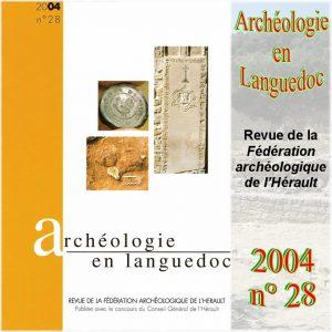 Revue Archéologie en Languedoc 2004-28