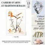 ATR – Cahier ATR – 2001-13