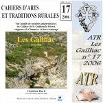 ATR – Cahier ATR – 2006 n°17 Les Gailhac