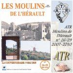 ATR – Les moulins de l'Hérault 2007-2010 n°26-29