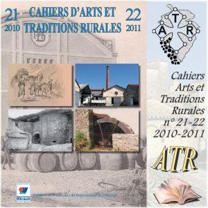 ATR 2010-2011-21-22 cahier d'Arts et Traditions Rurales