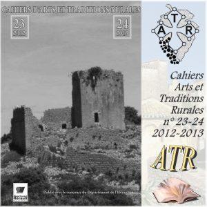 ATR 2012-2013-23-24 cahier d'Arts et Traditions Rurales