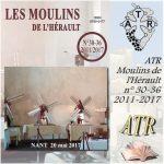 ATR – Les moulins de l'Hérault 2011-2017 n°30-36