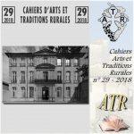 ATR – Cahier ATR – 2018-29