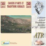 ATR – Cahier ATR – 2019-30