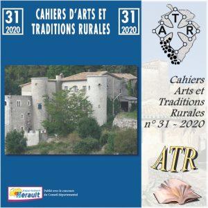 ATR 2020-31 cahier d'Arts et Traditions Rurales