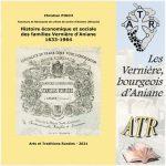 ATR – Les Vernière, bourgeois d'Aniane
