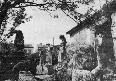 La douceur des jardins. « Les quatre saisons » du jardin Michel