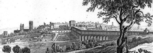 Les promenades à Montpellier au XVIIe et au début du XVIIIe siècles