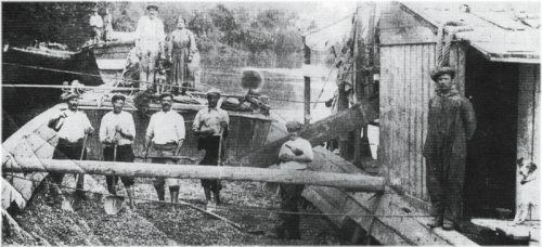 Une histoire de marchands de sables en Languedoc. XIXe – XXe siècles