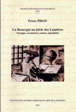Pierre Prion : un Rouergat au siècle des Lumières