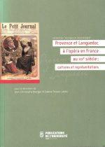 Provence et Languedoc à l'opéra en France au XIXe siècle