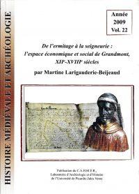 De Saint-Michel de Grandmont (Soumont, Hérault) à l'abbaye et l'ordre de Grandmont