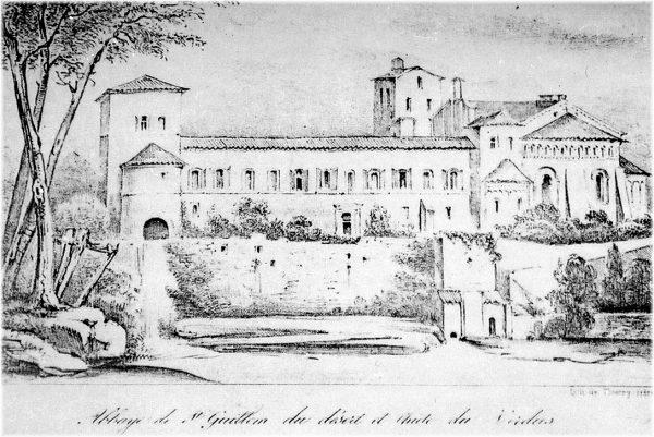 Abbaye de Saint-Guilhem-du-Désert