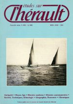Revue Etudes sur l'Hérault-1991-1992-7-8